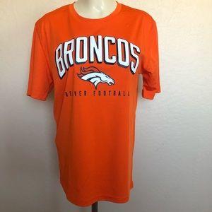 Broncos NFL XL shirt, 100% polyester